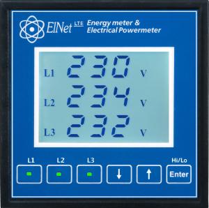 Licznik energii elektrycznej Elnet LTE