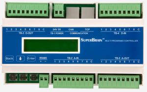 Sterownik SuperBrain Din Rail (SB-DR)