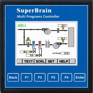 Sterownik SuperBrain SB TCP/IP